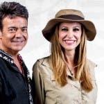 Marcello Cirillo e Adriana Volpe