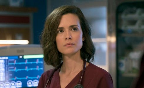 Natalie Manning in Chicago Med