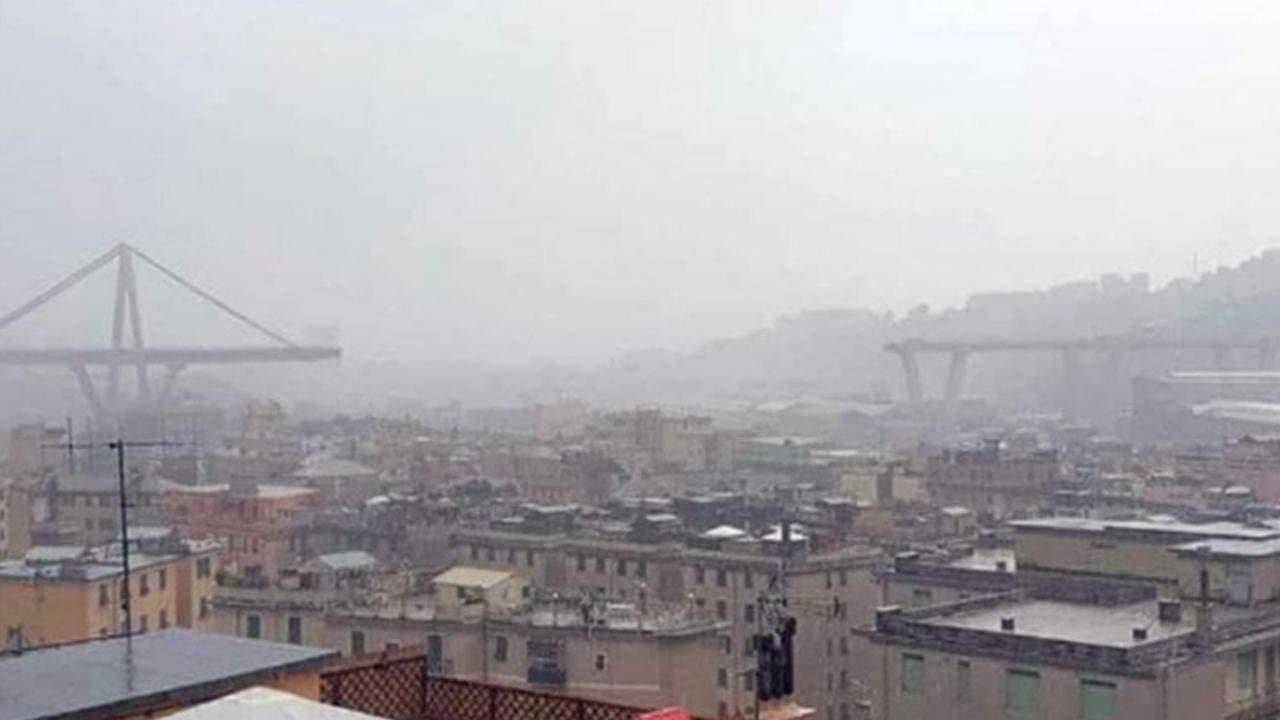 Crollo del ponte a Genova: le variazioni di palinsesto. Salt