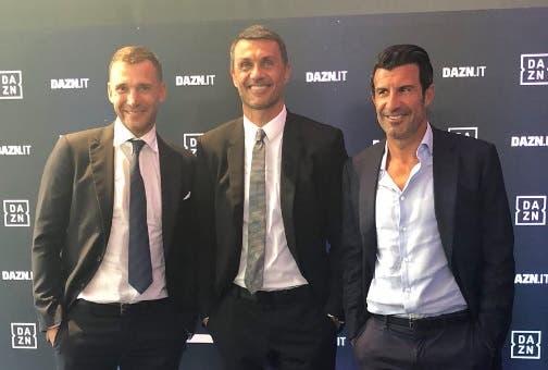 Shevchenko, Maldini, Figo