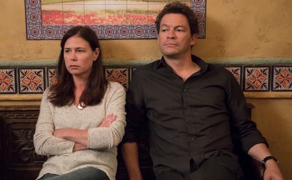 The Affair - Dominic West e Maura Tierney