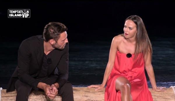 Andrea e Alessandra - Temptation Island Vip