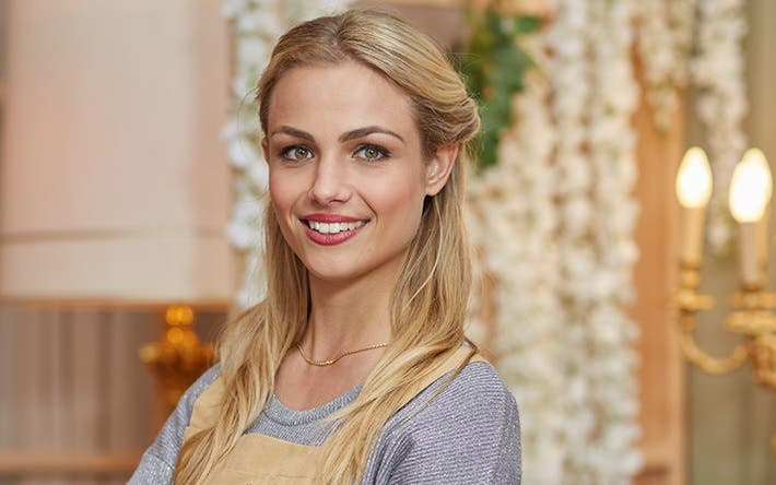 Bake Off 2018 - Samanta, ex concorrente di Miss Italia