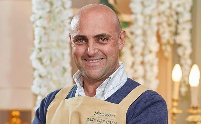 Bake Off Italia concorrenti 2018 chi sono - Vincenzo Cesarano