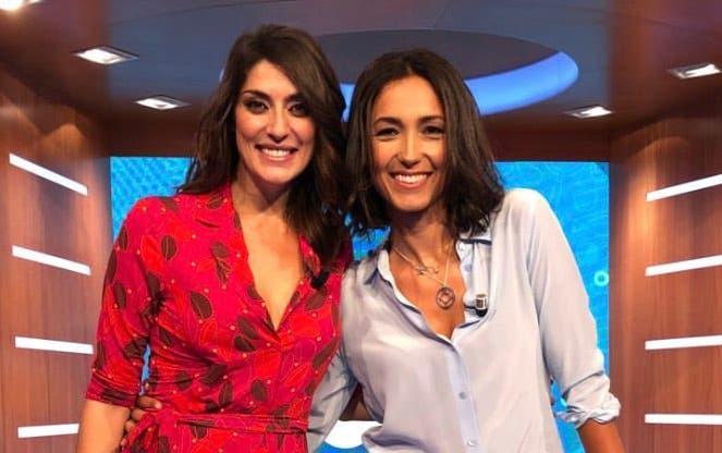Elisa Isoardi e Caterina Balivo