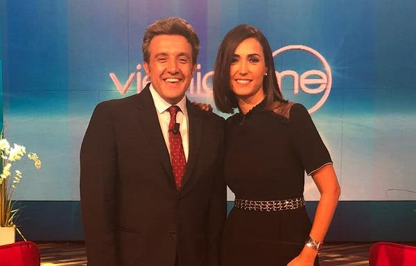 Flavio Insinna e Caterina Balivo