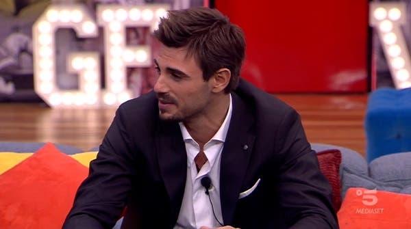 Francesco Monte - Finale GF Vip 2018