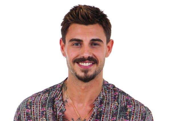 Francesco Monte al Grande Fratello Vip 2018