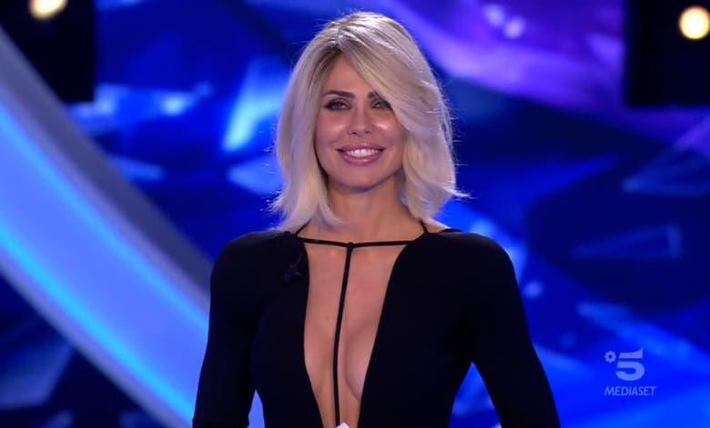 Ilary Blasi - Prima puntata Grande Fratello Vip 2018
