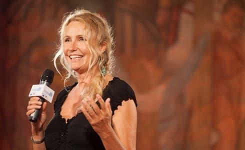 Licia Colò (Foto Stefania Casellato)
