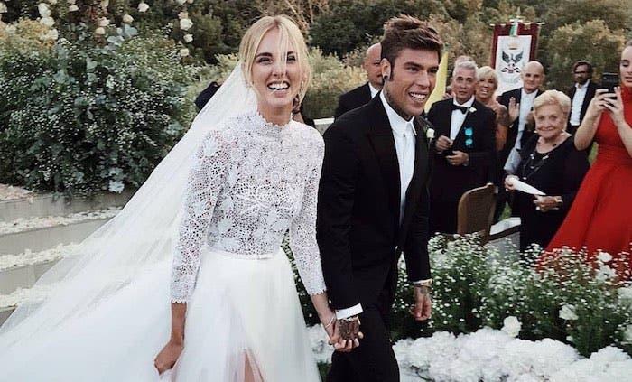 Matrimonio Chiara Ferragni e Fedez