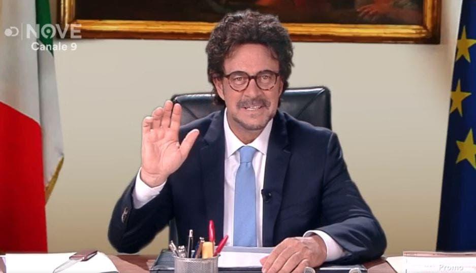 Maurizio Crozza Nuova Imitazione Tocca Al Ministro Toninelli