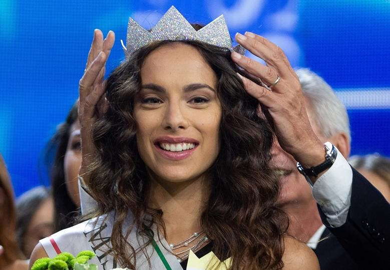 Miss Italia 2018 - Carlotta Maggiorana
