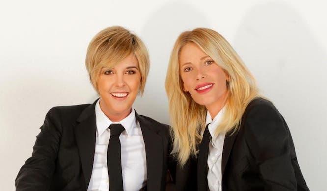 Nadia Toffa e Alessia Marcuzzi