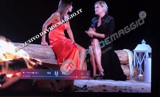 Nicoletta e Simona Ventura - Temptation Island Vip