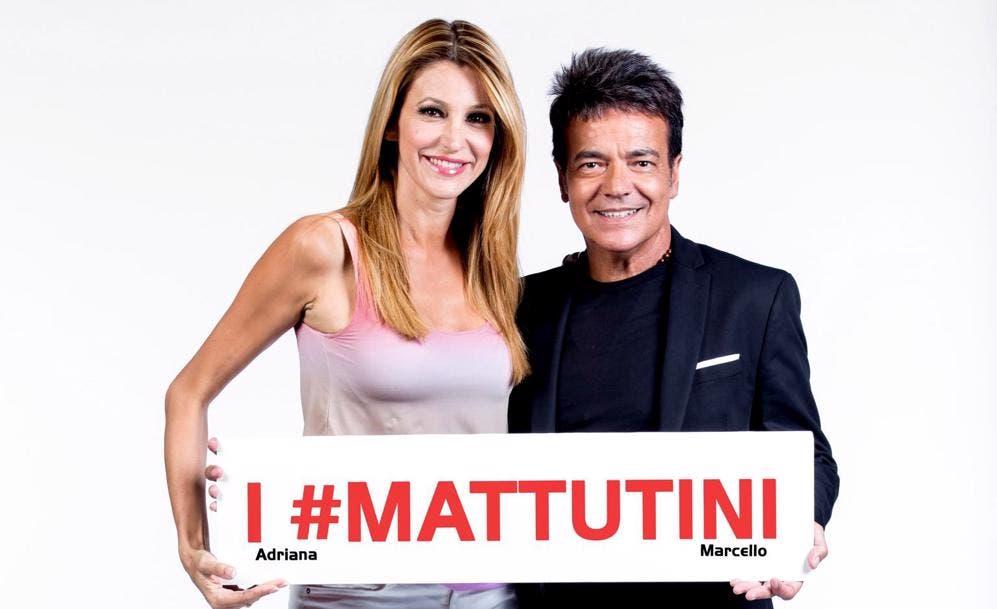 I Mattutini di Pechino Express 2018: Marcello Cirillo e Adriana Volpe