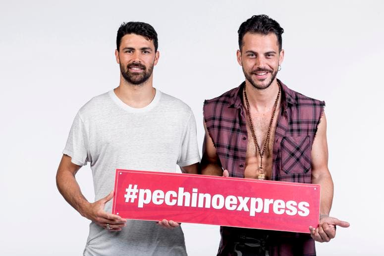 Pechino Express 2018 - I Surfisti