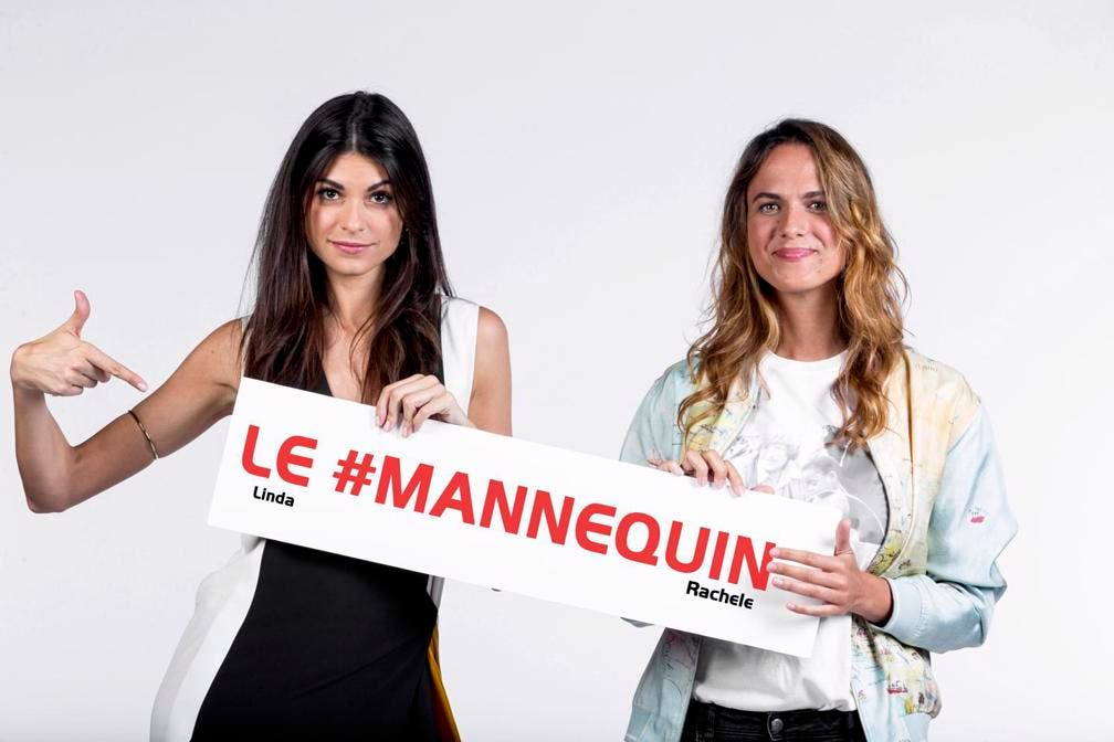 Pechino Express 2018 - Le Mannequin