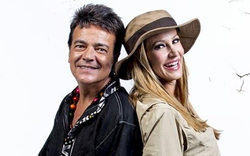 Pechino Express 2018 - Marcello Cirillo e Adriana Volpe