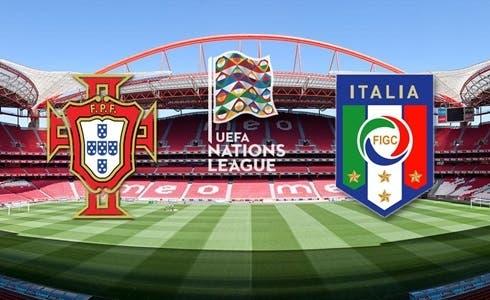 Portogallo vs Italia