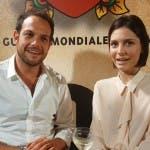 Romolo + Giuly, Alessandro D'Ambrosi e Beatrice Arnera