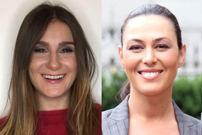 Sarah Balivo e Sara Ventura