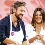 Sergio Assisi e Bianca Guaccero Detto Fatto