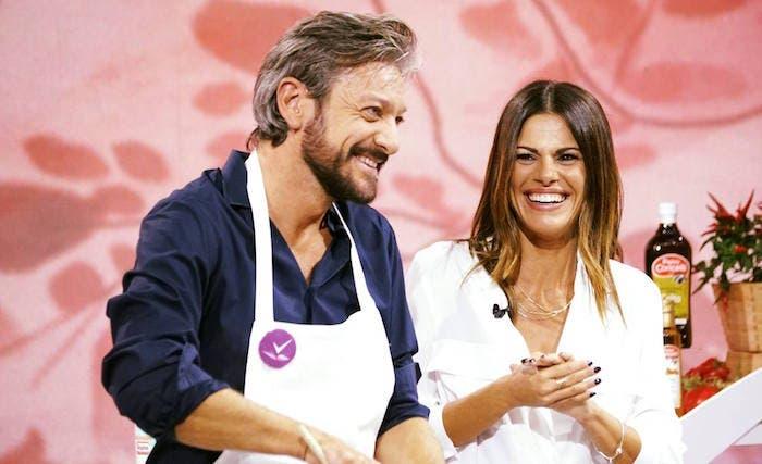Sergio Assisi e Bianca Guaccero
