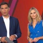 Tiberio Timperi e Francesca Fialdini, La vita in diretta