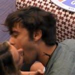 Bacio tra Stefano e Benedetta - GF Vip 2018