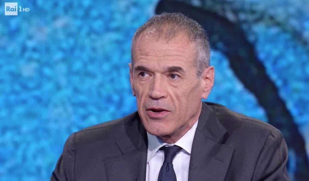 Che tempo che fa, 6.500 euro a puntata per Cottarelli ospite