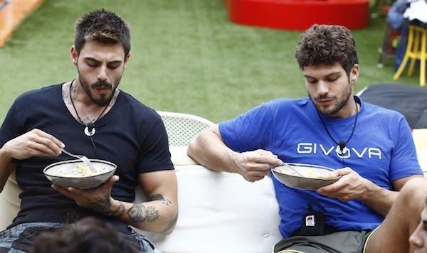 Francesco Monte e Elia Fongaro