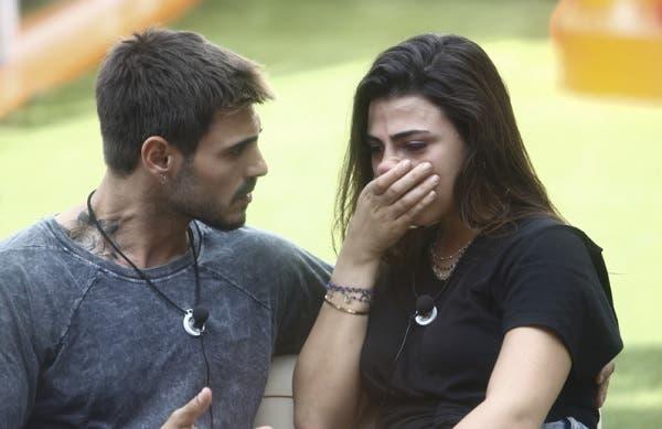 Francesco Monte e Giulia Salemi - Grande Fratello Vip 2018