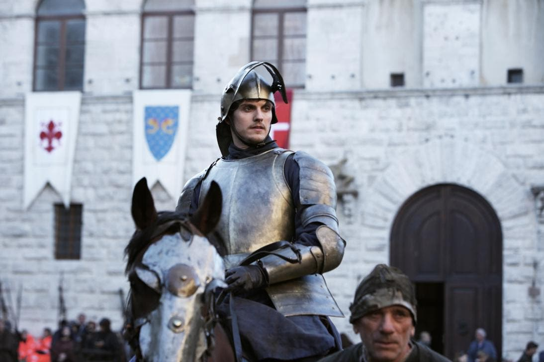 I Medici 2 - Daniel Sharman