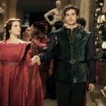 I Medici 2 - Aurora Ruffino e Daniel Sharman