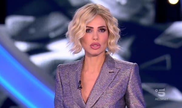 Ilary Blasi - Settima puntata GF Vip 2018