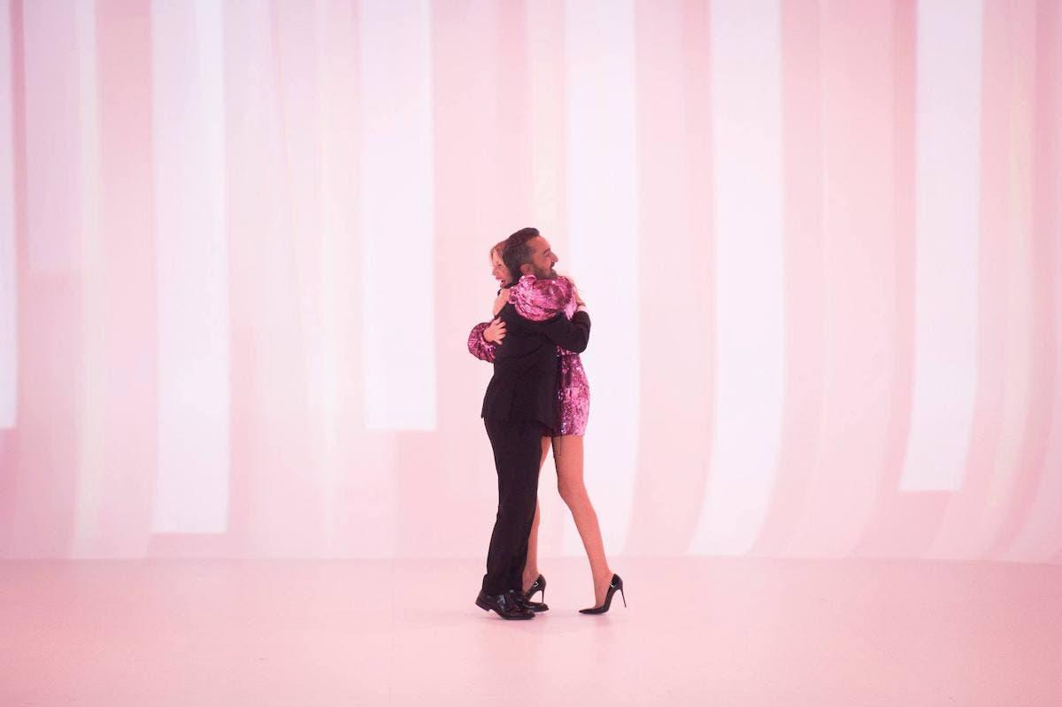 Le Iene - Alessia Marcuzzi con Nicola Savino