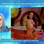 Loredana Berte' Domenica Live