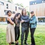 Manuel Agnelli e le 3 under donna - X Factor 2018