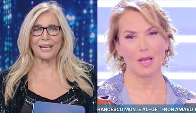 Mara Venier e Barbara D'Urso ascolti
