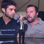 Matteo Salvini, Non è L'Arena