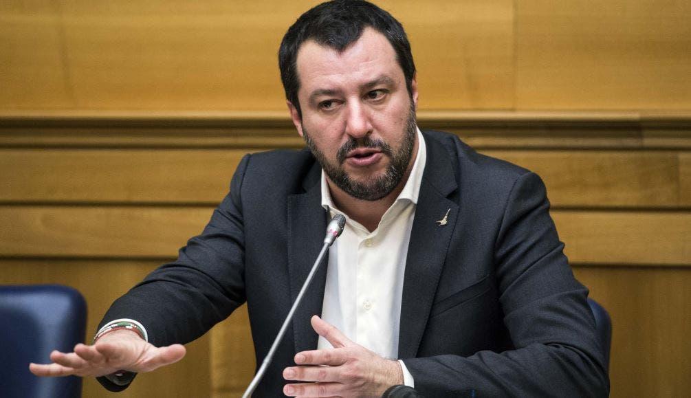 Matteo Salvini frena i suoi sul caso Parodi |  «Passiamoci sopra |  siano gli altri a fare