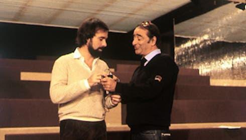 Antonio Ricci ed Enzo Trapani