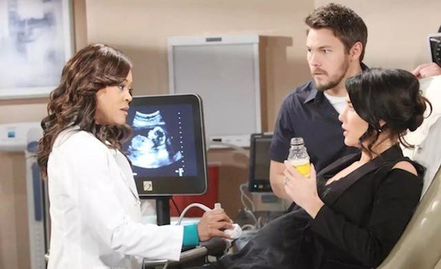Beautiful anticipazioni: Steffy e Liam aspettano una bambina