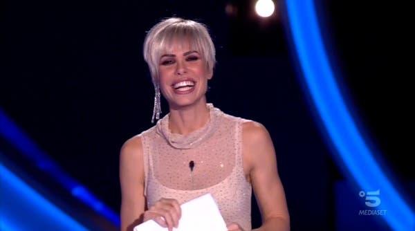 Ilary Blasi - Tredicesima puntata GF Vip 2018