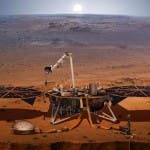 Insight Marte