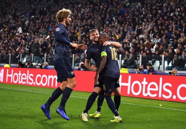 Juventus-Manchester United (da Facebook)