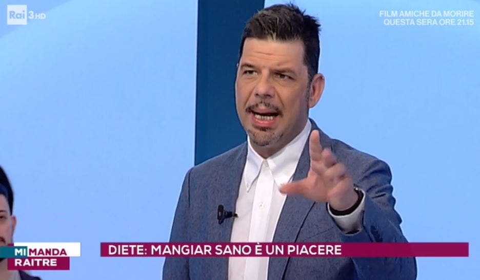 Mi manda Raitre, Sabrina Giannini contro Salvo Sottile: «Fak