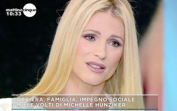 Festival di Sanremo 2019, Michelle Hunziker: «La conduzione