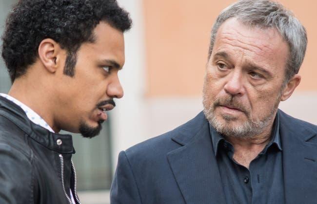 Nero a Metà: Claudio Amendola è il nuovo poliziotto buono di